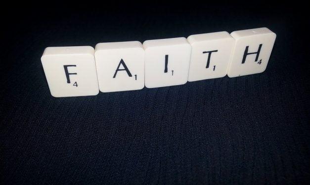 Pray that your faith fail not